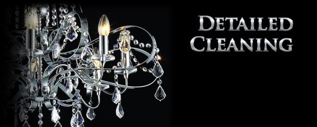Crystal chandelier services